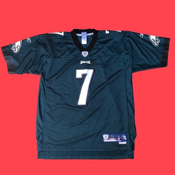 huge discount 141fc 44646 Vtg Reebok Michael Vick Philadelphia Eagles Jersey